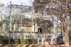 Государство Tigre Буэноса-Айрес/Аргентина 06/18/2014 Музей дома Sarmiento, Каса Museo Sarmiento стоковая фотография