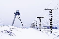 Государственная граница Стоковое фото RF