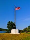 Государственный флаг США Стоковые Изображения