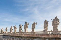 Государство Ватикан в Риме, Италии Стоковое Фото