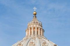 Государство Ватикан в Риме, Италии Стоковое фото RF