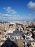 Государство Ватикан Италии Стоковые Фотографии RF