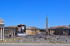 Государство Ватикан, Италия Стоковые Фотографии RF