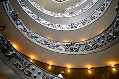 Государство Ватикан музея Ватикана Стоковые Изображения