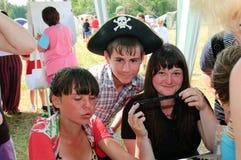 Государство форума молодости Стоковые Фото
