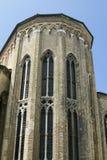Готическая церковь Стоковое Изображение RF