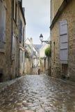 Готические здания в Ле-Ман, Франции Стоковое Изображение