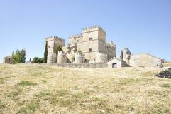 Готический замок стиля Стоковая Фотография RF