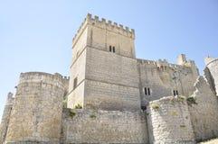 Готический замок стиля Стоковое Изображение