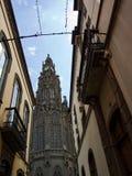Готический собор Гран-Канарии стоковые фотографии rf
