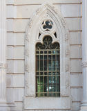 Готическое окно capill стоковые фотографии rf