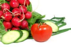 готовый салат Стоковое Изображение