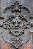 Загадочная дверь Стоковые Изображения RF