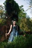 готская повелительница Стоковые Фотографии RF