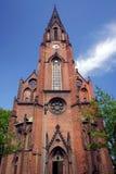 Готская приходская церковь Стоковые Фотографии RF