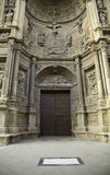 Готская церковь в Navarre Стоковое Изображение