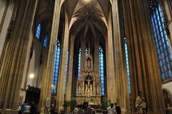 Готская церковь Стоковое Изображение RF