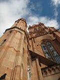 Готская церковь стоковые изображения