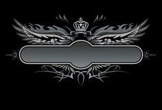 готский вектор insignia Стоковые Изображения RF