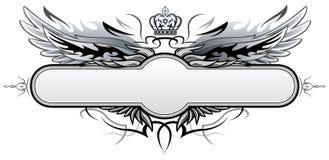 готский вектор insignia Стоковые Фото
