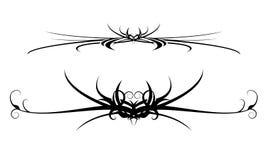 готский логос Стоковая Фотография RF