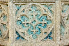 готский орнамент Стоковое Изображение RF