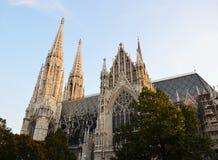 Готский собор, Вена, Австралия Стоковое Фото