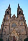 Готский собор, Прага Стоковое Изображение RF