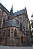 Готский собор, Прага Стоковая Фотография