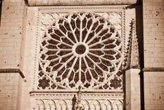 Готский собор Стоковое фото RF