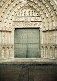 Готский собор Стоковые Изображения