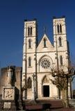 Готский собор Стоковая Фотография RF
