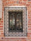 готское окно Стоковая Фотография