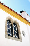 готское португальское окно Стоковые Фотографии RF