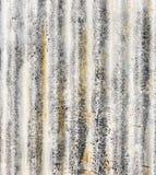 Гофрированная деталь загородки Стоковая Фотография RF