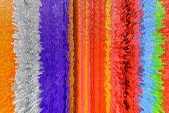 Гофрированная пластмасса Стоковое Изображение