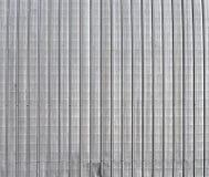 гофрированная сталь Стоковое фото RF