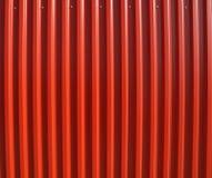 гофрированная сталь Стоковая Фотография