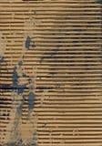 гофрированная текстура grunge Стоковое фото RF