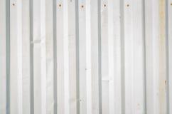 гофрированный лист металла Стоковое Изображение