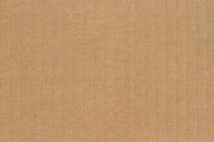 Гофрируйте текстурированную коробку Стоковые Изображения