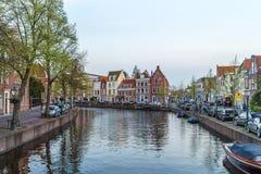 Голландия или нидерландское перемещение весной Стоковая Фотография