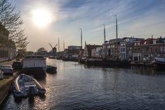 Голландия или нидерландское перемещение весной Стоковое Фото