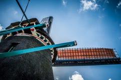 Голландская ветрянка Стоковое фото RF