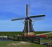 голландская ветрянка Стоковое Фото