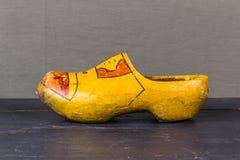 голландские ботинки деревянные Стоковые Фото