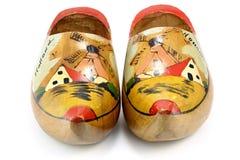 Голландские clogs сувенира Стоковое Изображение