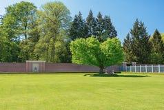 Голландский барочный сад уборной Het дворца Стоковое фото RF