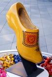 голландский ботинок деревянный Стоковая Фотография RF