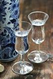 Голландский джин стоковое фото